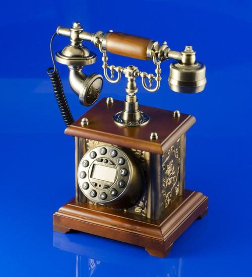"Телефон в стиле ретро 30-40 годов  ""Чикаго "" ."