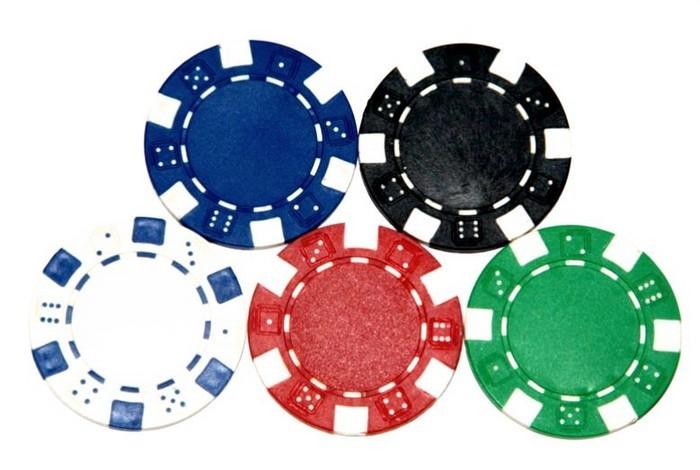Покерные фишки своими руками 10
