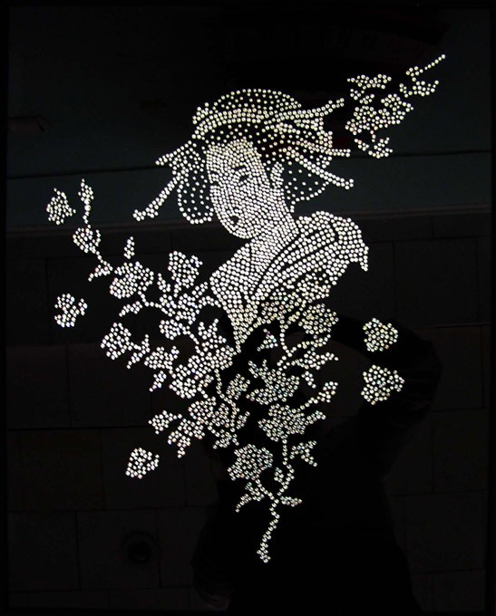 "Картина Swarovski ""Гейша"", 2811 кристаллов, 40 ...: www.eurosuvenir.ru/index.php?productID=2122"