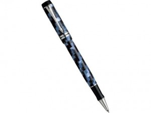 Ручка parker Duofold  РЧ Check Blue PT(T108)