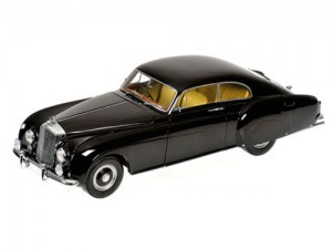 Bentley R-Type Continental 1954 Black Metallic